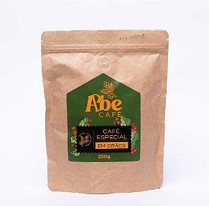 Abe Café Especial Robusta em Grãos 250g