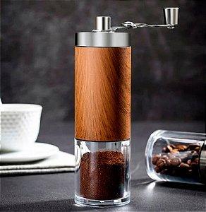 Staright Moedor de café manual