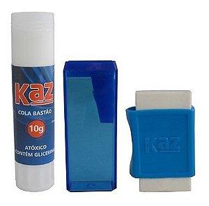 Lápis 12 Cores Plástico Kit Escolar Alta Qualidade