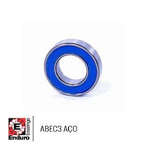 ROLAMENTO ENDURO ABEC3 6004 2RS C3 AÇO (20x42x12)