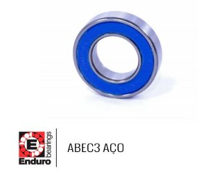 ROLAMENTO ENDURO ABEC3 MR 2437 LLB AÇO (24x37x7) - TREK BB90
