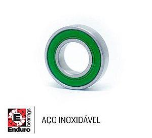 ROLAMENTO ENDURO AÇO INOX S6901 LLU MAX (12x24x6)