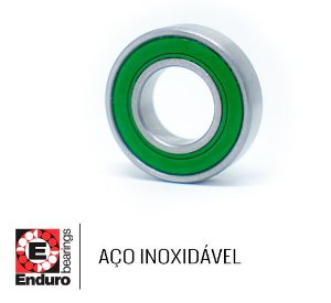 ROLAMENTO ENDURO AÇO INOX S6902 LLB AÇO (15x28x7)