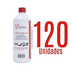 COMBO 10 CAIXAS (120 UNIDADES) DO SELANTE CAFFÉLATEX EFFETTO MARIPOSA 1 LITRO - SEM AMÔNIA E COM MICROPARTÍCULAS