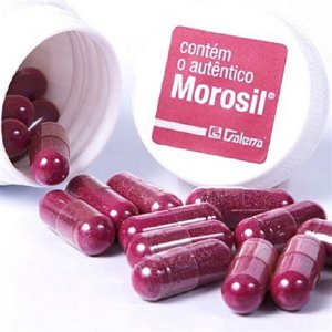 Morosil 500 mg 30capsulas