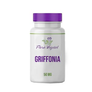 Griffonia 50 mg - Fonte Natural do 5-Hidroxitriptofano
