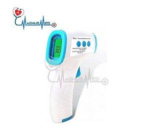 Termômetro Laser Infravermelho Digital Adulto E Infantil - Infrared