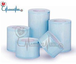 Papel Grau Cirúrgico para Esterilização 05cm x 100mts - Hospflex