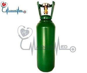 Cilindro para Oxigênio Medicinal 1-m3 (7 litros) Vazio - Protec