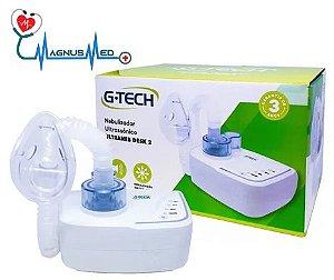 Nebulizador/Inalador ultrassônico Ultraneb Desk 2 branco - G-tech