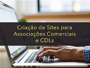 Criação de Sites para Associação Comercial e CDL