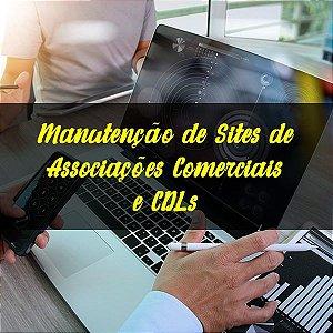 Manutenção de Sites de Associação Comercial
