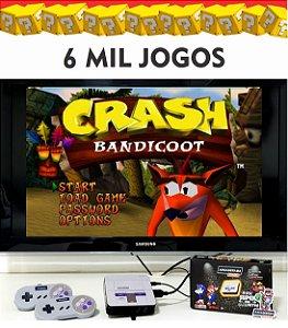 Arcaderama Game Box - 32gb - 6000 Jogos