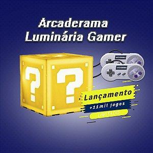 ARCADERAMA LUMINÁRIA GAMER