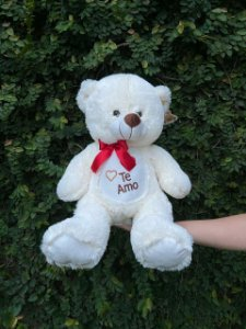 Urso de Pelúcia Antialérgico