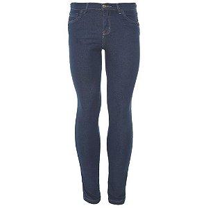 Calça Jeans Polo Wear Skinny Basic Azul