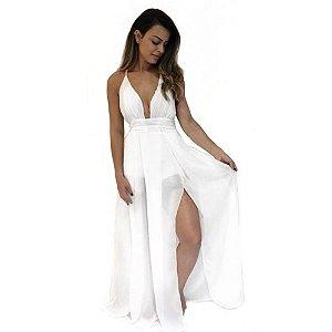 Vestido Fenda Miesse Reveillon