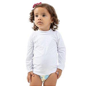 Camisa 4 Estações Térmica Infantil Manga Longa Prote