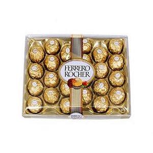 Ferrero com 24 unid
