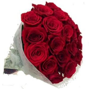 Bouquet Romântico ( 18 rosas )