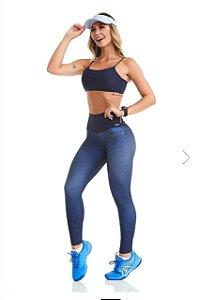 Calça Legging Double Face Infinity Jeans