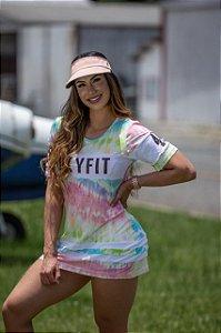 Maxi T Shirt Tiedye