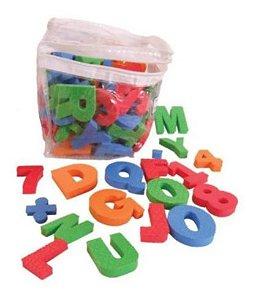 Alfabeto, Números e Sinais