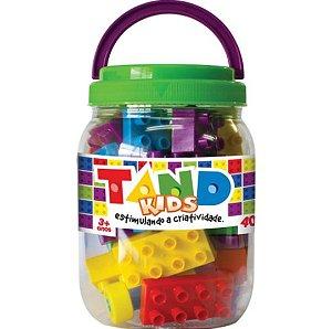 Tand Kids (Pote 40 pçs)