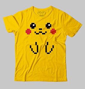 Camiseta Pikachu Bits