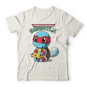 Camiseta Ninja Squirtle