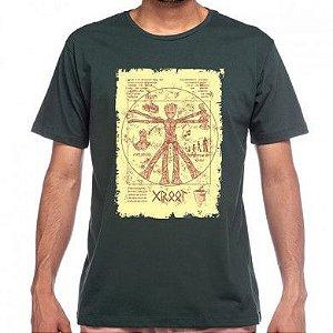 Camiseta Groot Vitruviano