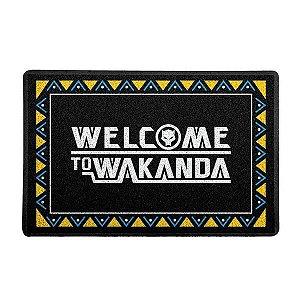 Capacho Welcome to Wakanda