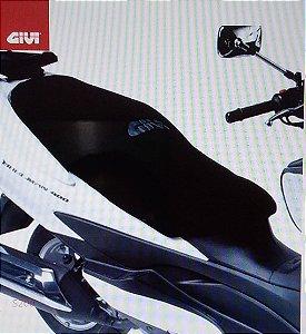 CAPA IMPERMEÁVEL P/ BANCO DE MOTO GIVI - MODELO UNIVERSAL