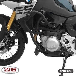 PROTETOR DE MOTOR E CARENAGEM C/ PEDAIS BMW F750/F850 GS SCAM