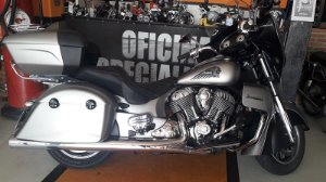 Indian Road Master 2016