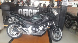 HONDA NCX 750 ABS