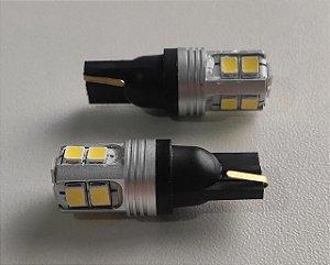 Par lampadas T10 (de 10 leds)