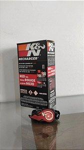 Kit Limpeza Filtro Ar K&n Recharger