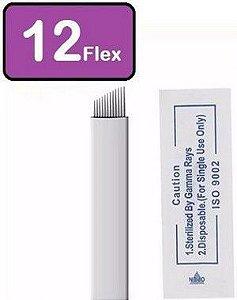 LAMINA TEBORI 12 FLEX MICROBLANDING C/ 10 UNID