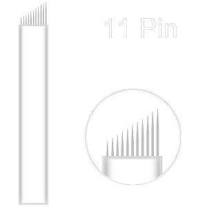 LAMINA TEBORI 11 FLEX NANO MICROBLANDING C/ 10 UNID