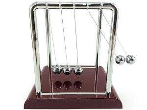 Pendulo De Newton Enfeite Para Decoração De Mesa Escritório Sala Quarto