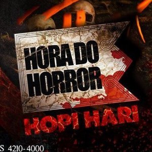 HOPI HARI 24/10/2021 (DOMINGO) NOITE DO TERROR
