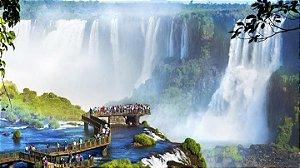 FOZ DO IGUAÇU | ARGENTINA | PARAGUAI - DIA 31/03/21 A 04/04/21