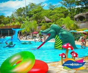 THERMAS WATER PARK - DIA 18/04/21 (DOMINGO)