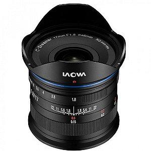 LENTE LAOWA 17mm f/1.8 (MFT) ULTRA WIDE