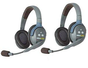KIT 2 INTERCOM WIRELESS EARTEC UL5S DUAL-EAR