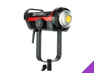 LED APUTURE LIGHT STORM LS C300DII DAYLIGHT FRESNEL
