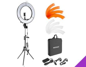 RING LIGHT LED NEEWER 48CM