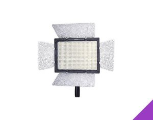 KIT 3X LED YONGNUO YN600ii BI-COLOR