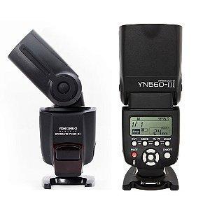 Flash Speedlite Yongnuo YN560 III